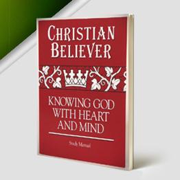 Special Studies–Christian Believer & Jesus in the Gospels