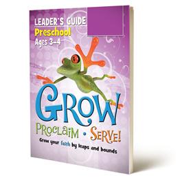 Preschool Ages 3–4